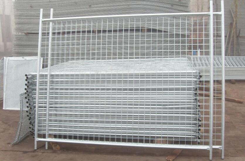 Hot dipped galvanized temporary fence china