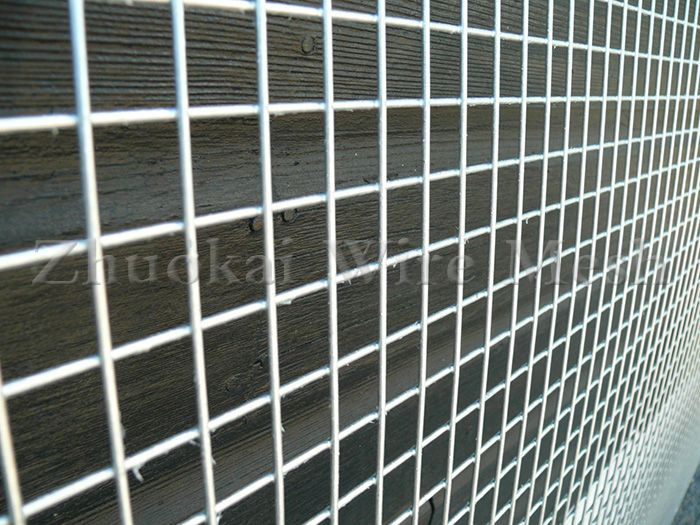 pvc welded wire mesh