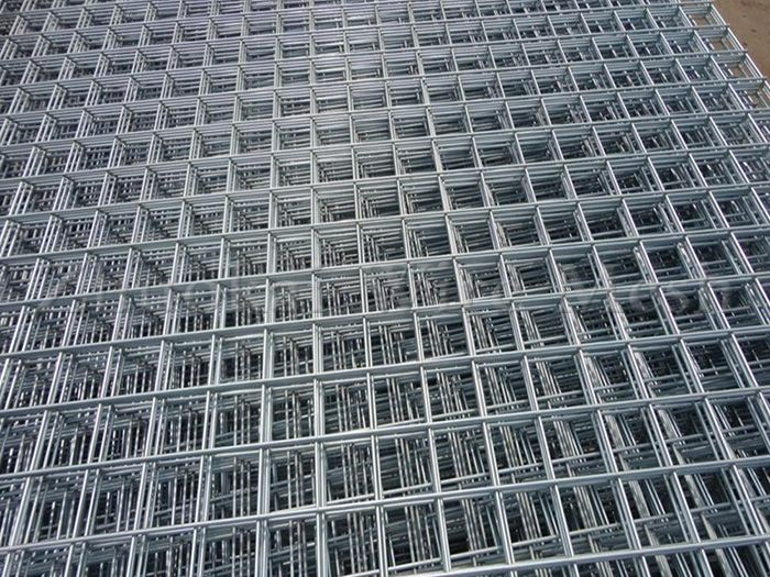 welded wire mesh panels concrete